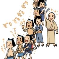 八月納涼歌舞伎「権三と助十」感想おえかき!!